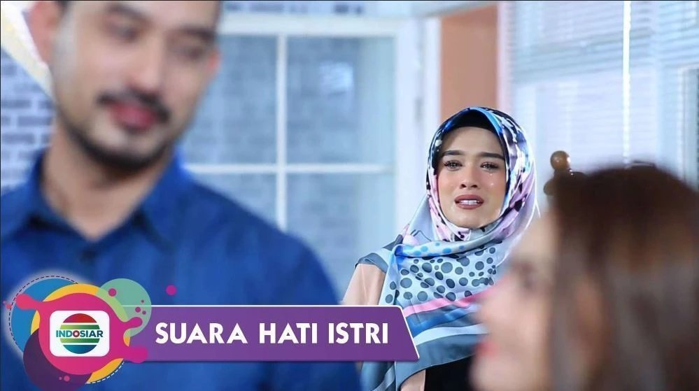 FTV Suara Hati Istri di Indosiar